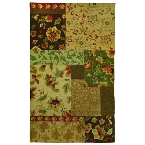 Cheap Outdoor Rugs 5x7 Homefires Scarborough Fair 5x7 Outdoor Rug 235530 Rugs At Sportsman S Guide