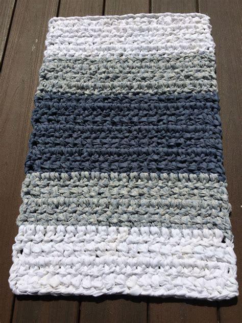 bathroom rag rugs rag rug rectangular rag rug crochet rag rug bathroom rug