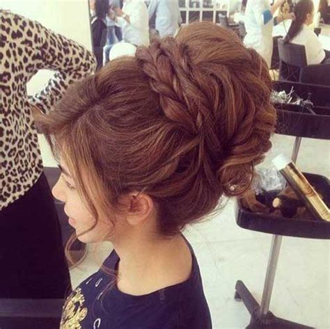 Prom Updos Hairstyles For Hair by Prom Hairstyles For Hair Updos Hairstyles 2015