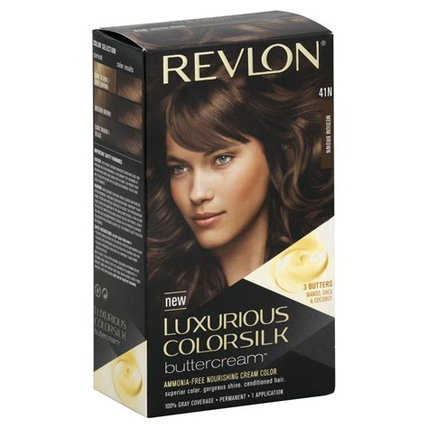 revlon luxurious colorsilk buttercream haircolor review revlon luxurious colorsilk buttercream permanent color