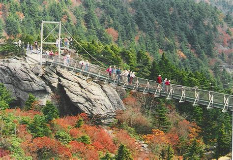 mile high swinging bridge mile high swinging bridge flickr photo sharing