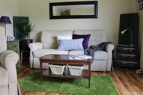 Ikea Living Room Makeover Easy Living Room Makeover Ikeamakeover