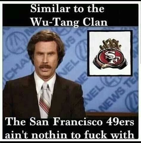 will ferrell you are absolutely right 49ers pinterest