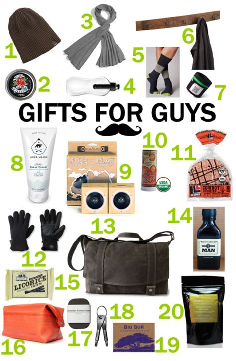 image gallery holiday presents for men