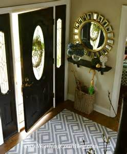 decorating foyers and entryways 17 best ideas about foyer decorating on foyer