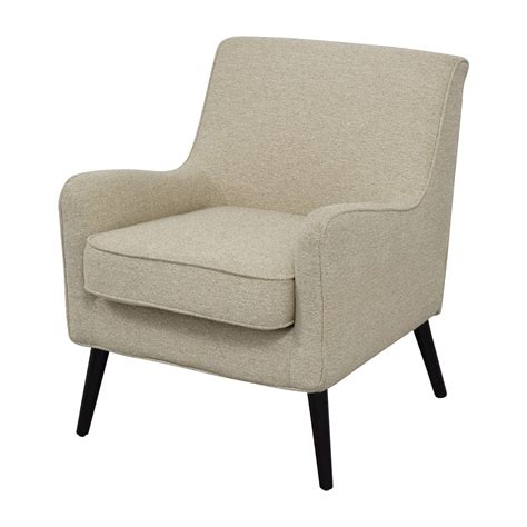 armchair for reading 62 off west elm west elm beige book nook reading