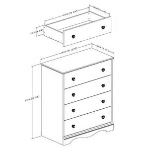 south shore furniture 36 034 heavenly 4 drawer chest atg