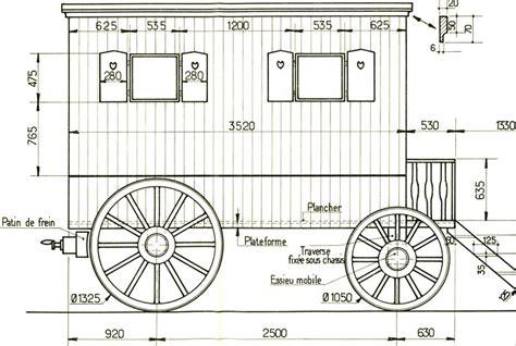 Little House Plans en roulotte ribambelles amp ribambins
