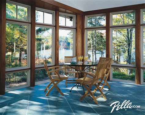 Pella Sunroom Windows fall is approaching are your windows ready