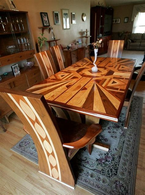 awesome wooden table designs