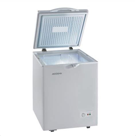Chest Freezer Murah jual modena chest freezer 150l md15wh putih harga murah