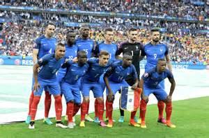 football equipe de les bleus en stage 224