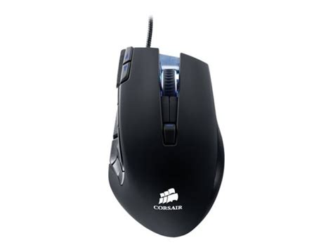 Mouse Corsair Vengeance M95 corsair vengeance m95 gunmetal black mmo rts gaming mouse