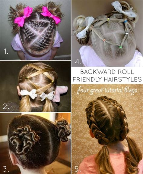 how to wear short hair for gymnastic meet 1000 ideas about gymnastics hairstyles on pinterest