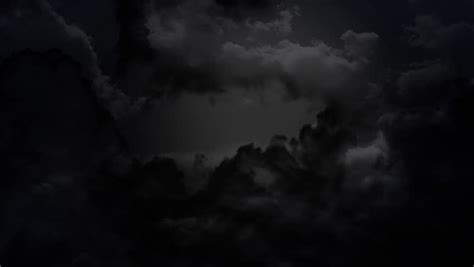 25 murky black wallpaper the cloudy dark sky and thunder animation stock footage