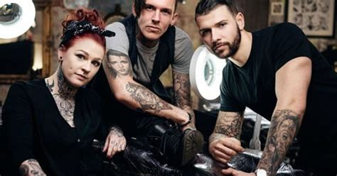tattoo fixers cartoon tattoo fixers is dangerous inking union blasts