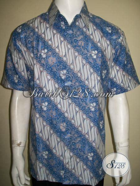 Gamis Murah Harga Dibawah 100 Ribu baju batik murah harga dibawah 100 ribu lengan pendek kualitas bagus warna biru motif parang