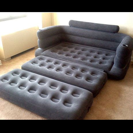 inflatable sofa bed inflatable fold out couch shut up and take my money