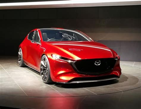 Mazda Mps 2020 by Mazda Concept Anticipa El Futuro Mazda 3