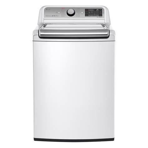 5 energy efficient washing machines visi shop lg 5 2 cu ft high efficiency top load washer white