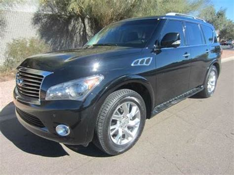 2011 infiniti for sale 2011 infiniti qx56 for sale carsforsale