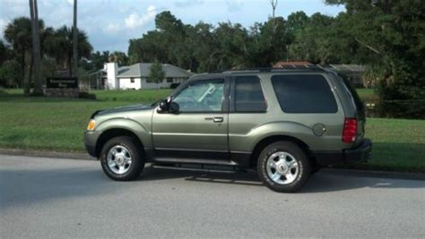 active cabin noise suppression 2003 ford explorer sport engine control buy used 2003 ford explorer sport xlt in longwood florida united states for us 6 500 00