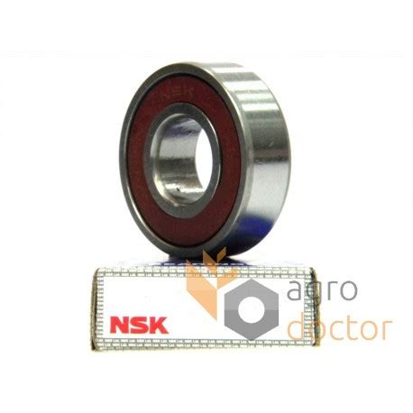 Bearing 6305 Nsk 6305 2rs nsk groove bearing oem 238373 0 235927 0 for claas baler buy at