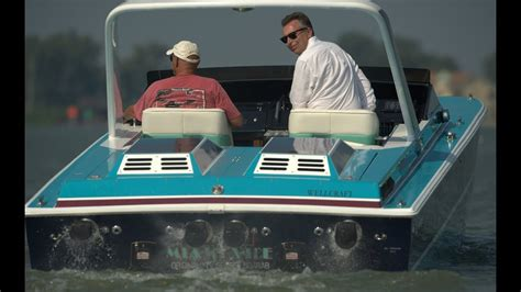 driving the original miami vice boat pt2 youtube - Driving The Original Miami Vice Boat