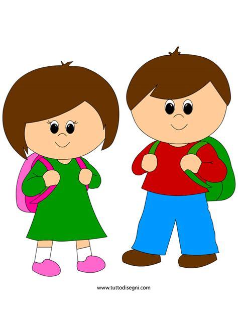 clipart bambini a scuola bambini a scuola tuttodisegni