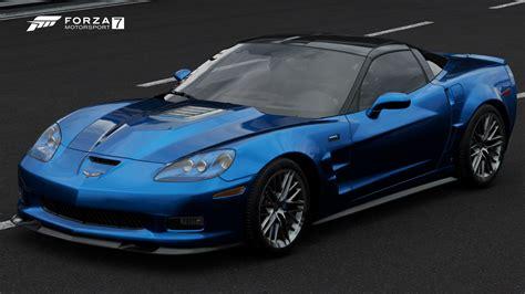 chevrolet corvette zr  forza motorsport wiki