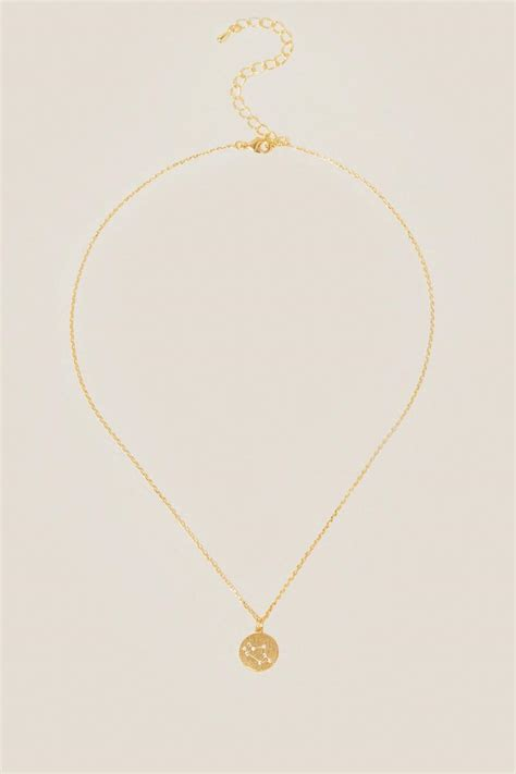 sagittarius zodiac pendant necklace s