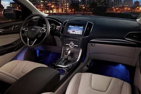 Ford Edge Interior by 2017 Ford 174 Edge Suv Photos Colors 360 176 Views