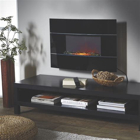 bionaire 1500w electric fireplace heater insert northern