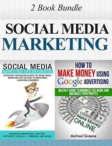 money creating your through network marketing books marketing social media marketing 2 book bundle make