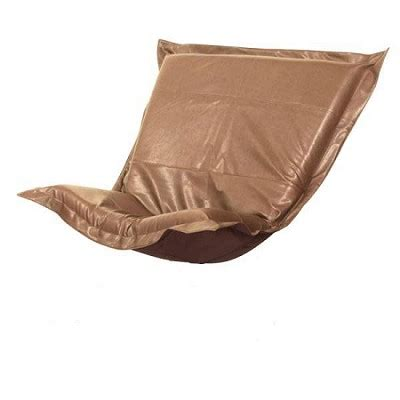 linenfold puff chair replacement cover with cushion avanti