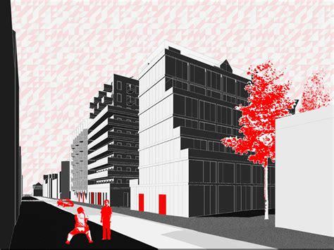 nl architects to construct a new development for st pauli - Hamburg Möbel Design