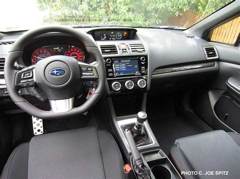 subaru wrx interior 2016 subaru wrx interior photo research page