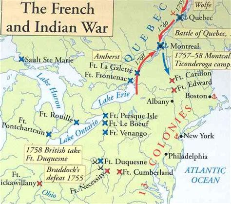 Outline Map And Indian War by Indian Battles Indian War Map American Indian Caignes Indian War