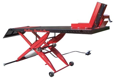 motorcycle lift bench new redline mc1k 1000 lb motorcycle lift lifting table