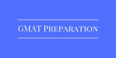 Mba In Singapore Without Gmat by How To Prepare For Gmat Without Coaching