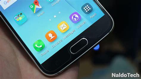 Samsung Galaxy S10 Home Button by Turn Your Samsung Galaxy Fingerprint Scanner Into A Capacitive Button Naldotech