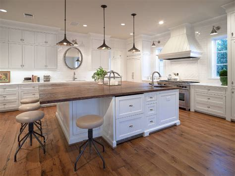 kitchen island countertop ideas must have additions for your home in 2016 home bunch