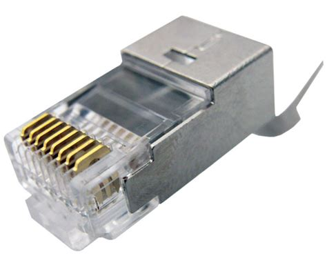 Connector Rj45 Ori Belden Konektor Rj 45 Cat5e Lan Networking shielded rj45 connector for cat6 cat6a cat7 primus cable