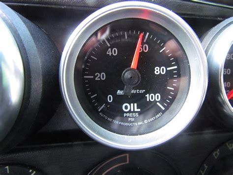 how to replace a pressure gauge 1996 saab 900 crawls backward when alarmed installing oil pressure
