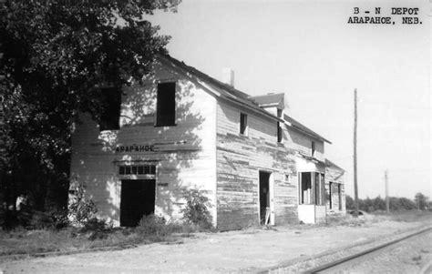railroad stations in nebraska