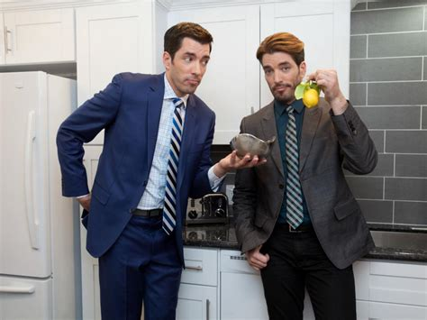 hgtv property brothers go behind the scenes with property brothers drew and