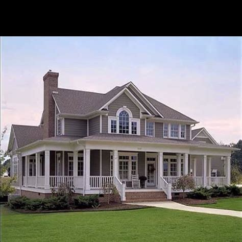 southern house plans wrap around porch pin by emily railsback on dream house pinterest