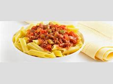 Ronzoni® - Penne with Turkey Bolognese - The Pasta That ... Jumbo Shells