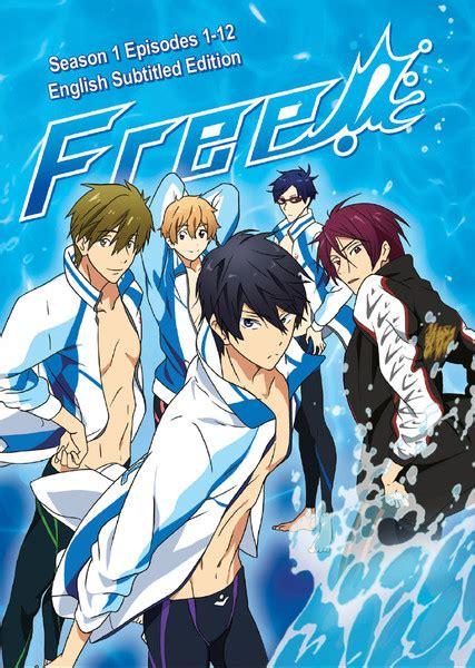 anime free last episode free iwatobi swim club season 1 dvd