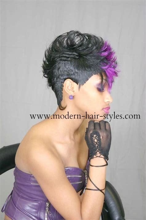 27 pc black hair styles mohawk pictures of black hairstyles protective natural and